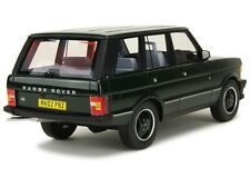 LS Collectibles Land Rover Range Rover Serie 1 1986  - 1/18 LS001A Green Resin