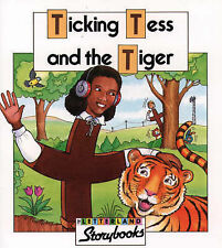 Letterland Storybooks - Ticking Tess and the Tiger, Stephanie Laslett