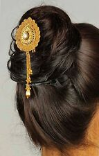 HP-71 Indian Ethnic Kundan Made Hair & Head jewelry Bridal Hair Accessories