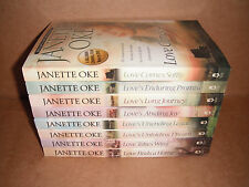 Love Comes Softly Vol.1,2,3,4,5,6,7,8 Complete Set by Janette Oke PB