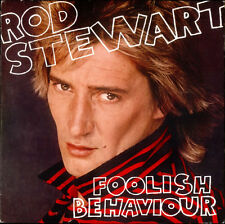 "Rod Stewart - Foolish Behaviour 12"" LP 1980"