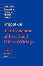 Cambridge Texts in the History of Political Thought: Kropotkin : 'The...