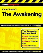 CliffsComplete The Awakening-ExLibrary