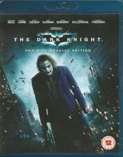 Batman The Dark Knight 2 Disc Special Edition Blu-Ray FREE SHIPPING