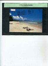 P799 # MALAYSIA USED PICTURE POST CARD * BATU FERINGGHI BEACH, PENANG