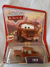 Disney Pixar Cars FRED Series 3 (World of Cars) 1:55 Diecast