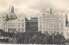 ANTIGUA POSTAL MADRID PALACIO COMUNICACIONES . MARINA  MAS EN MI TIENDA  CDCP283