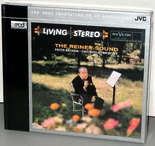 XRCD JVCXR 0215-2: The REINER Sound, Ravel, Rachmaninov, REINER, 2001 JPN SEALED