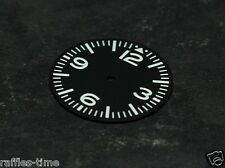 Plain Pilot Aviation Aviator Dial Miyota / DG 2813 movement 29mm Superluminova