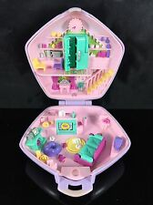 Vintage Polly Pocket Bluebird 1994 Slumber Party Fun No Dolls Broken Swing Door