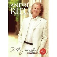 BRAND NEW Andre Rieu : Falling In Love - Maastricht (DVD, 2016)