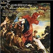 James Bowman,James Bowman,The Kings Consort : Handel: Heroic Arias (Hyperion: CD