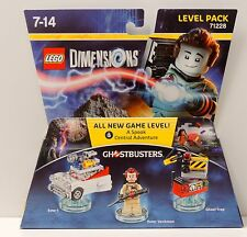 Lego Dimensions 71228 Level Pack Ghostbusters Neu & OVP sofort lieferbar