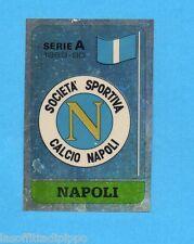 PANINI CALCIATORI 1989/90 -Figurina n.250- SCUDETTO - NAPOLI -Recuperata