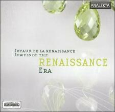 Jewels Of The Renaissance Era CD NEW