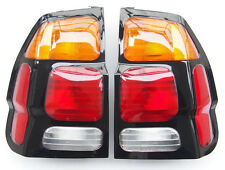 MITSUBISHI Montero Pajero Sport 00-2006 rear tail lamps lights set Yellow corner