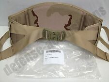 NEW DCU MOLLE II MOLDED WAIST BELT WAISTPAD US MILITARY EXTERNAL FRAME PACK
