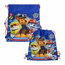 Sling Bag Tote Drawstring Non-Woven Paw Patrol Chase Marshall New Party Favor