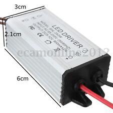 12V 10W AC/DC Adaptador Transformador Tira Luz LED 900mA Driver Power Conductor