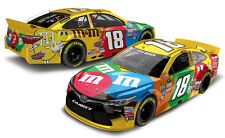 2016 KYLE BUSCH #18 M&M'S 1:64 ACTION NASCAR DIECAST IN STOCK READY TO SHIP