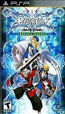 BlazBlue: Calamity Trigger Portable  (PlayStation Portable, 2010) PSP NEW