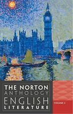 The Norton Anthology of English Literature Vol. 2 by Stephen Greenblatt (2012, …