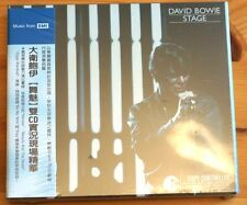 Rare David Bowie Stage EMI 2 Disc double CD JAPAN OBI SEALED DIGIPACK
