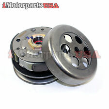 DRIVEN PULLEY SECONDARY CLUTCH SHEAVE ASSEMBLY FOR DINLI 90CC 100CC 110CC ATV