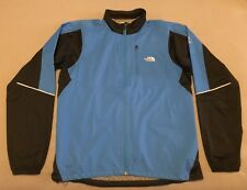 The North Face TNF Men's Stormy Trail Jacket - Medium - Blue / Black - Excellent