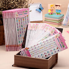 Self Adhesive Glitter Crystals Gems Jewel Stick On Diamante Decor Sticker Ramdon