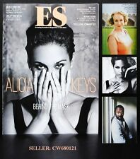 ALICIA KEYS LENNY HENRY CHARLES DUNSTONE PHILIPPA GREGORY ES MAGAZINE JUNE 2013
