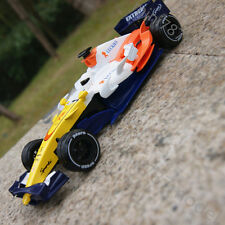 Formula 1 Toys racing Renault 1:32 Alloy Diecast Car Model Gifts Sound & Light