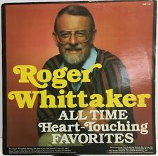 Roger Whittaker All Time Heart-touching Favorites Lp Record Ex . SMI 1-40H