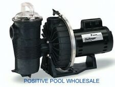 PENTAIR CHALLENGER 2.0 HP HIGH FLOW POOL PUMP  343240