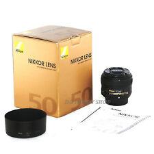 Nikon AF-S 50mm f/1.8G nikkor 50 mm 1.8 f1.8 G
