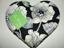 NEW $35 VERA BRADLEY *FROM MY HEART CAMELLIA FLORAL PRINT JEWELRY BOX CASE