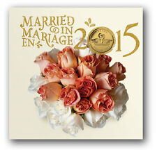 CANADA MARRIED IN 2015 SET _HIGHLY COLLECTIBLE MINT SET FROM ROYAL CANADIAN MINT