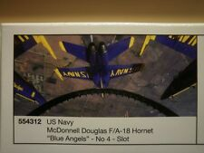 Herpa Wings 1:200 McDonnell Douglas F/A-18 Hornet Blue Angel