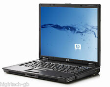 HP Compaq nc6320 Intel Dual Core 2 GB Ram 80 GB HDD Windows 7 WIFI DVD