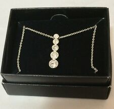 Avon  Rare Diamonds Limited Edition Rhinestone Drop Necklace