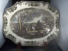 Johnson Brothers Friendly Village Extra Large Meat Serving Platter