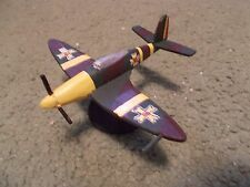 Built 1/100: Romanian HEINKEL HE-112 Fighter Aircraft