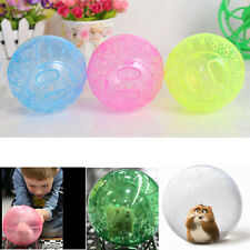 Pet Rodent Mice Jogging Hamster Gerbil Rat Small Run Exercise Play Ball Game Toy