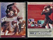 Ef: A Tale of Memories - Complete Collection (Brand New 2-Disc Anime Set)