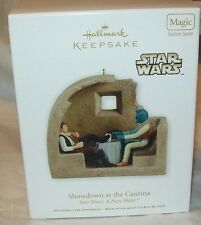 Hallmark 2011 Star Wars Showdown Cantina  Star Wars: A New Hope    Ornament NIB