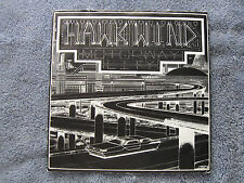 "Hawkwind Motorway City 7"" Single"