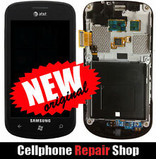 AT&T Focus Samsung I916 I917 LCD Display Screen Touch Panel Digitizer Lens Frame