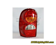 TYC Left Side Tail Light Lamp Assembly for Jeep Liberty 2002-2004