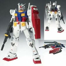 BANDAI GUNDAM FIX FIGURATION METAL COMPOSITE #1001 GUNDAM RX-78-2 with G-FIGHTER