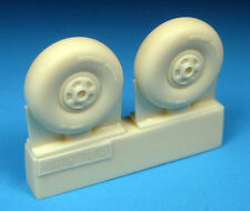 Barracuda 1/72 Bristol Beaufighter Mk.X Early Wheels - No Tread # 72246